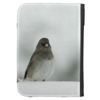 Winter Bird Kindle 3G Case