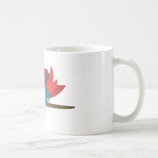 Winter Bird Coffee Mug