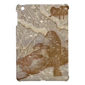 Winter Birds Cover For The iPad Mini