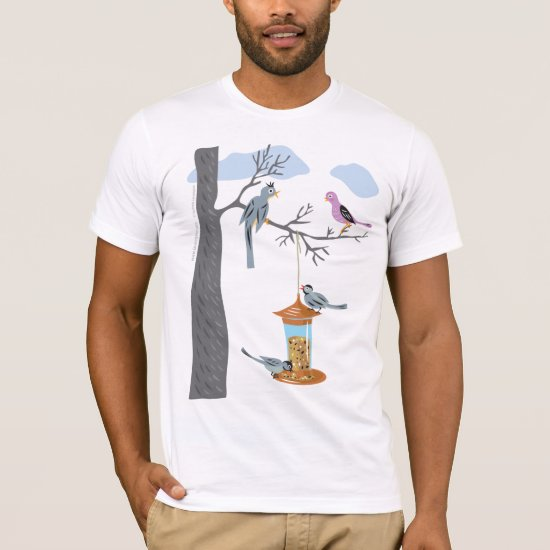 Winter Birds T-Shirt