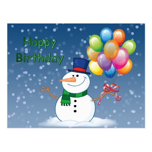 Snowman Birthday Images - Reverse Search