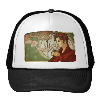 Winter Blend Mesh Hat
