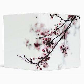 Winter Blossoms Binder