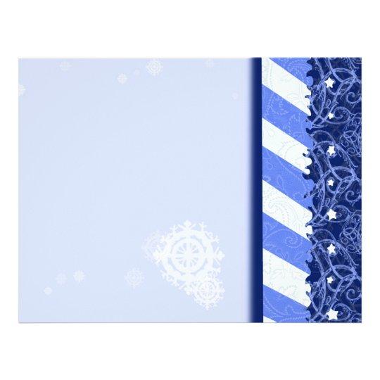 Winter Blue Flyer