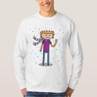 Winter Boy - Mens Long Sleeve T-Shirt