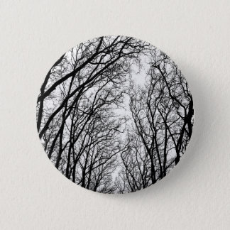 Winter branches button