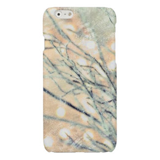 Winter Branches Glossy iPhone 6 Case