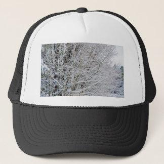 Winter Branches Trucker Hat