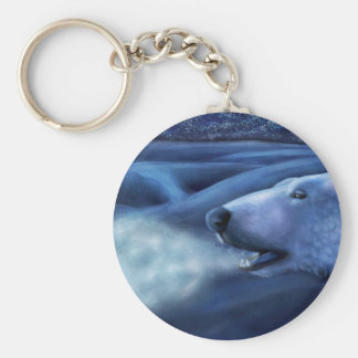 Winter Breath Keychain