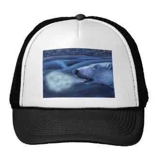 Winter Breath Trucker Hat
