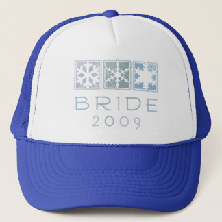 Winter Bride 2009 Trucker Hat