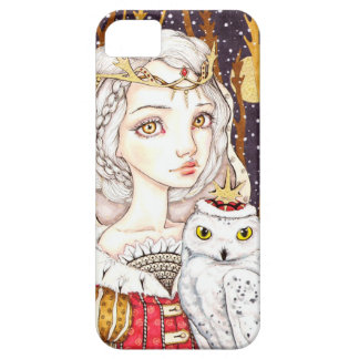 Winter Bride iPhone 5 Cases
