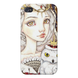 Winter Bride iPhone 4/4S Cover