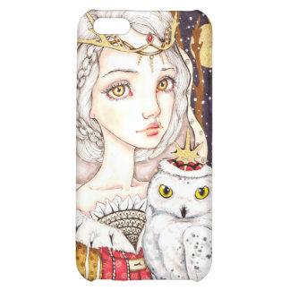 Winter Bride iPhone 5C Cover