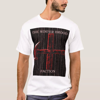 Winter Brood Faction t-shirt - T.E. Lawrence