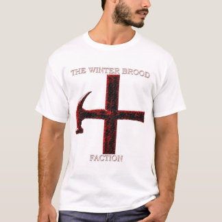 Winter Brood Logo - white background T-Shirt