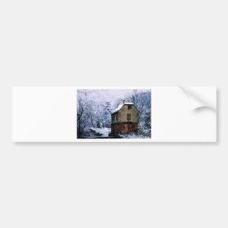 Winter Bumper Stickers