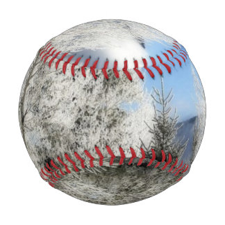 Winter by the Lake Baseball