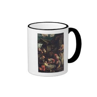 Winter  c.1580 ringer mug