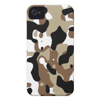 Winter Camouflage iPhone 4 Case-Mate Case