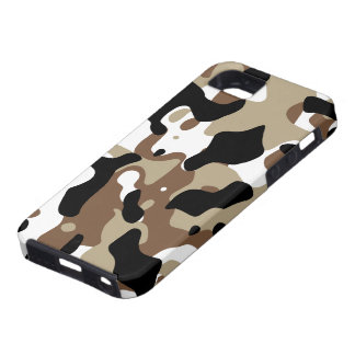 Winter Camouflage iPhone SE/5/5s Case