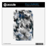 Winter Camouflage Skin For iPhone 3GS