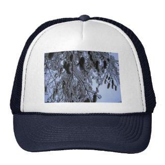 Winter Catapillars Trucker Hat
