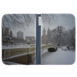 Winter - Central Park - New York City Kindle Keyboard Case