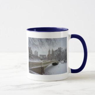 Winter - Central Park - New York City Mug