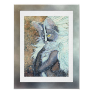 Winter Chill Canvas Prints Poster