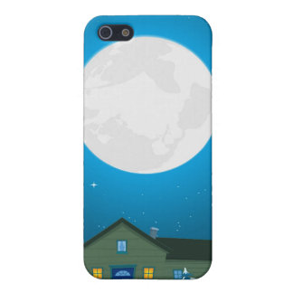Winter Christmas Card Covers For iPhone 5
