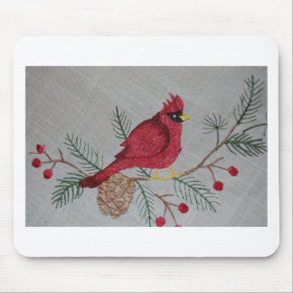 Winter/Christmas Non-Apparel Mouse Pad