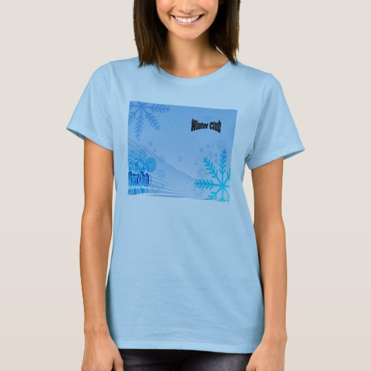 Winter Club T-Shirt
