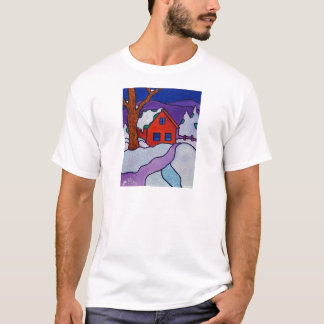 Winter Color by Piliero T-Shirt
