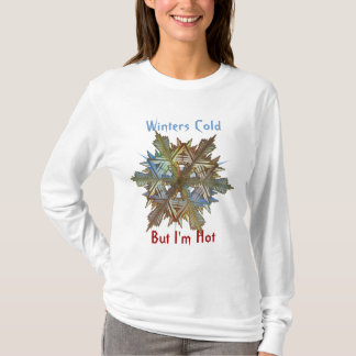 Winter Colors Metal Flake T-Shirt
