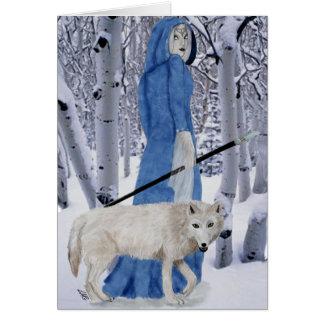 winter companions card