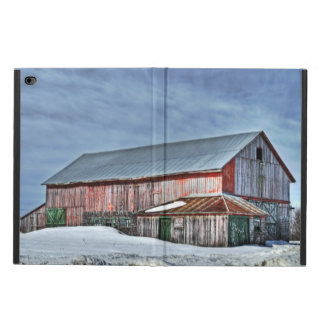 Winter Country Barn Powis iPad Air 2 Case