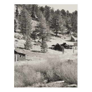 Winter Country Postcards