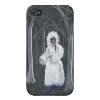 Winter Cover For iPhone 4