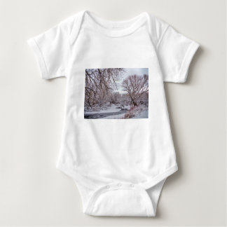 Winter Creek Baby Bodysuit