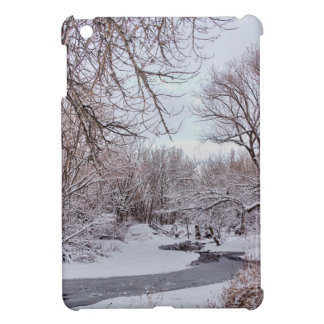 Winter Creek iPad Mini Case