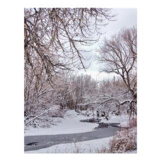 Winter Creek Letterhead