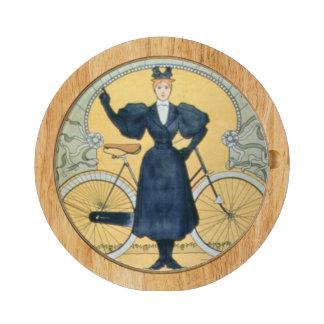 'Winter Cycle Racing Track', International Exhibit Cheese Board