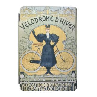'Winter Cycle Racing Track', International Exhibit iPad Mini Cover