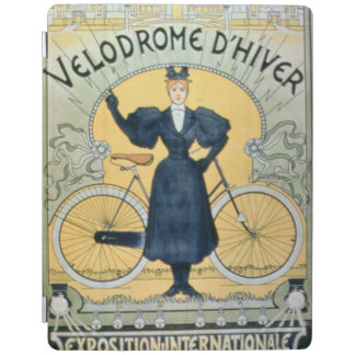 'Winter Cycle Racing Track', International Exhibit iPad Smart Cover