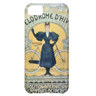 'Winter Cycle Racing Track', International Exhibit iPhone 5C Cover