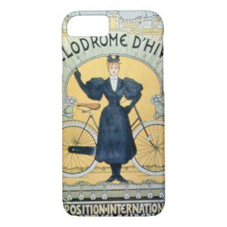 'Winter Cycle Racing Track', International Exhibit iPhone 7 Case