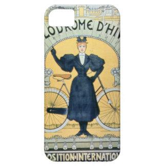 'Winter Cycle Racing Track', International Exhibit iPhone SE/5/5s Case