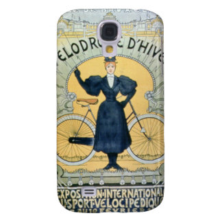 'Winter Cycle Racing Track', International Exhibit Samsung Galaxy S4 Cover