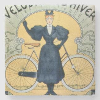 'Winter Cycle Racing Track', International Exhibit Stone Coaster